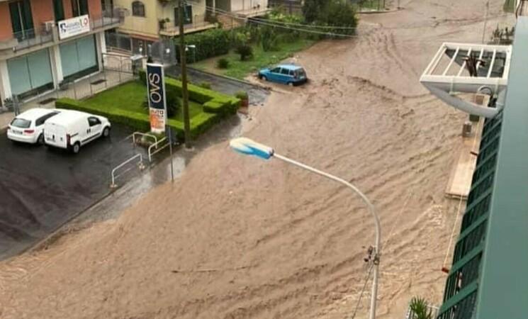 Maltempo, in Sicilia caduta in 48 ore la pioggia di 6 mesi