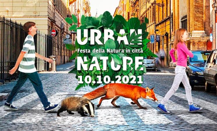 Urban Nature 2021, 140 eventi del WWF per vivere in città più sane