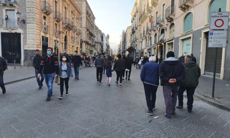Vie dei Tesori a Catania, la via Etnea diventa isola pedonale a ottobre